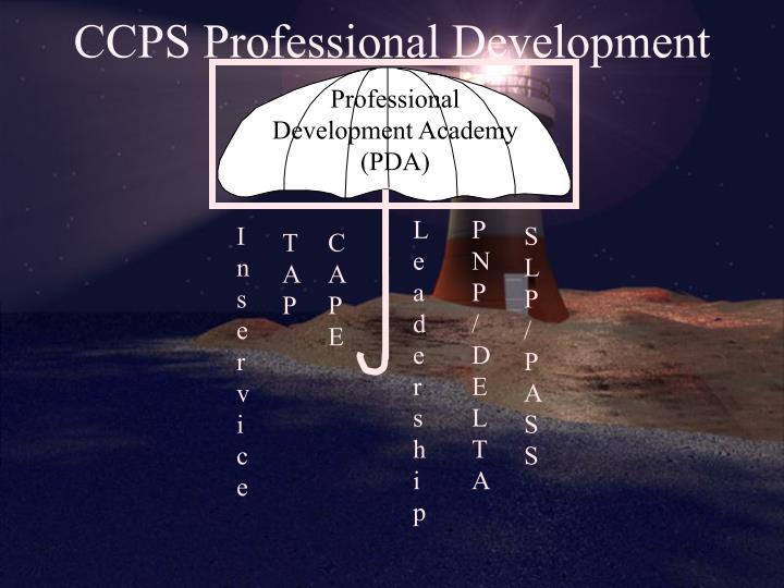 CCPS Professional Development