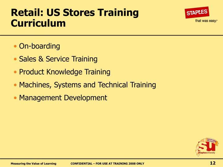 Balanced Scorecard Example Retail