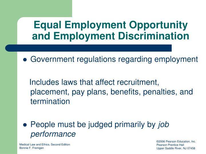 equal employment opportunity and employee rights review Equal employment opportunity and employee rights review paper klista odgers hrm/300 university of phoenix online october 29, 2012 dwight walker introduction in the face of rising technology, globalization, and productivity some workers find themselves at a disadvantage to their efforts to retain employment.