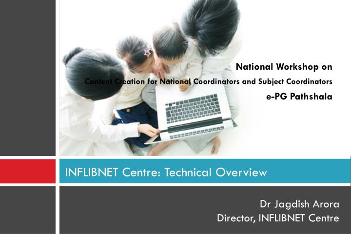 inflibnet centre technical overview n.