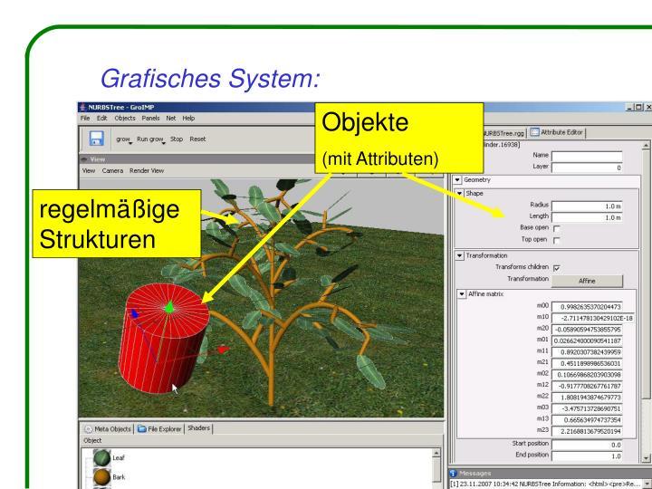 Grafisches System: