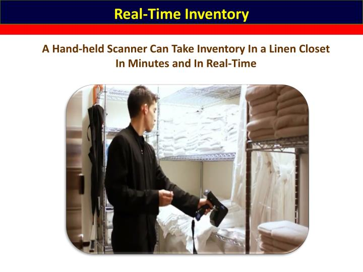Real-Time Inventory