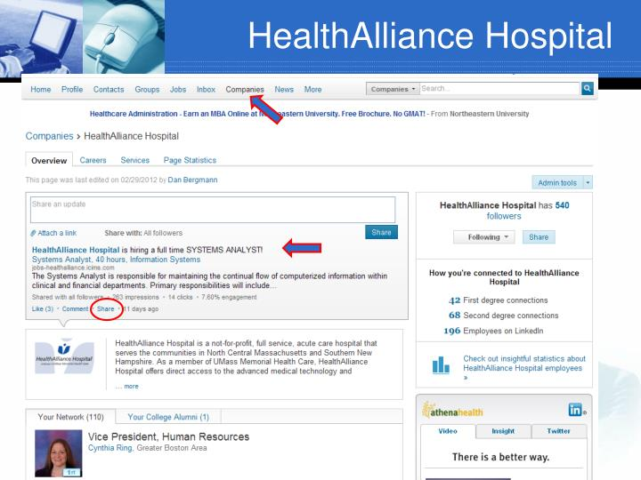 HealthAlliance Hospital