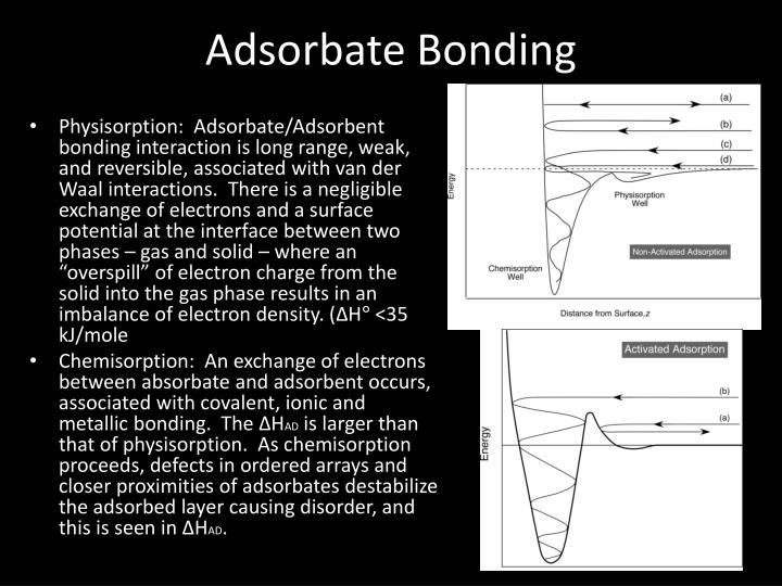 Adsorbate