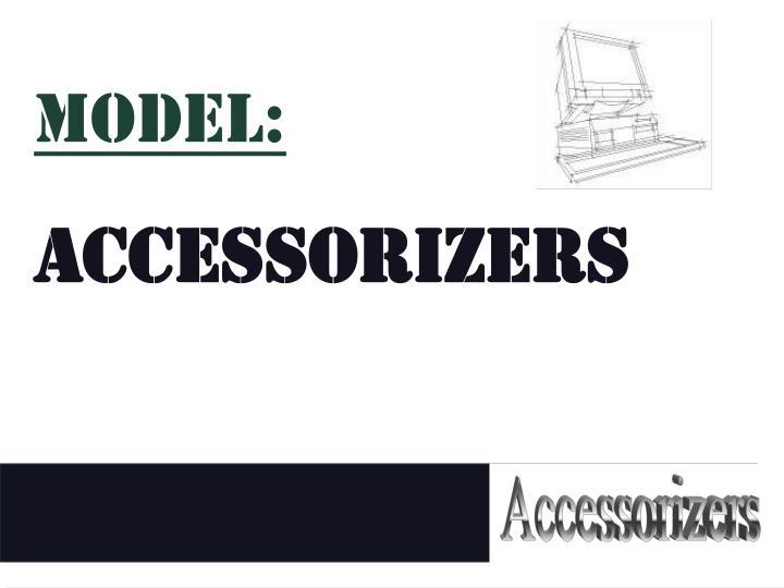 MODEL: