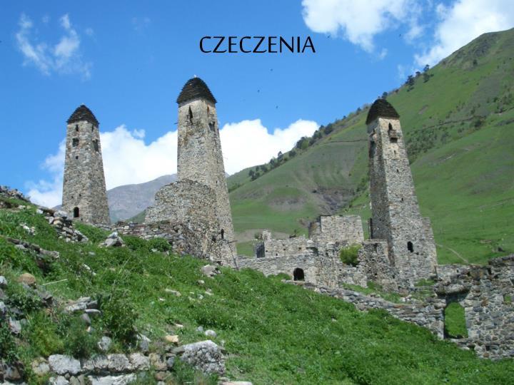 CZECZENIA
