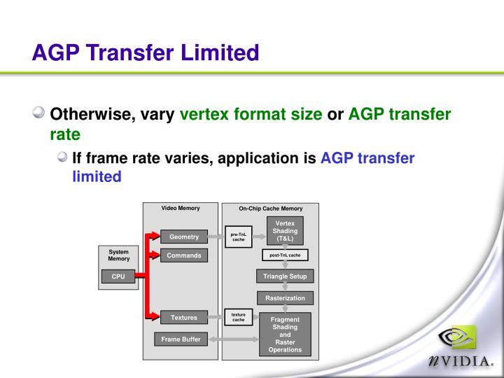 AGP Transfer Limited