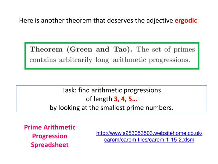 Here is another theorem that deserves the adjective