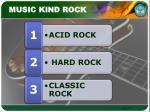 music kind rock