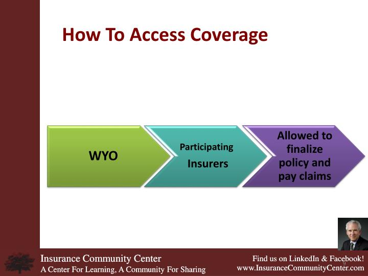 How To Access Coverage