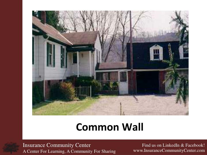 Common Wall