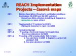 reach implementation projects asov mapa