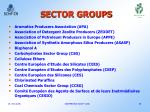 sector groups1