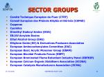 sector groups2