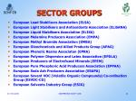 sector groups4