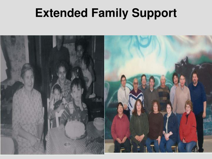 Extended Family Support
