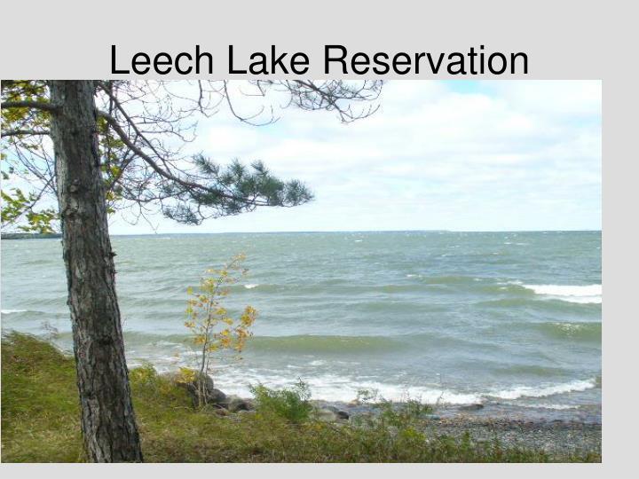 Leech Lake Reservation