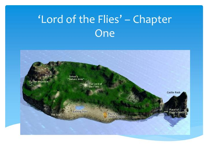 lord of the flies chapter one n.