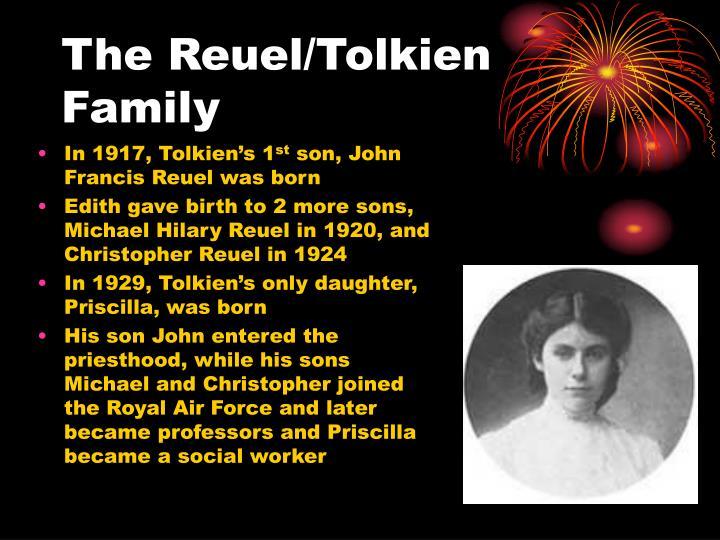 The Reuel/Tolkien Family