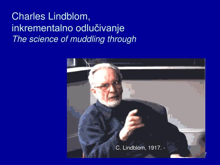Charles Lindblom,