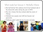 what made her famous 1 michelle obama