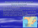 about landsat how it works space segment