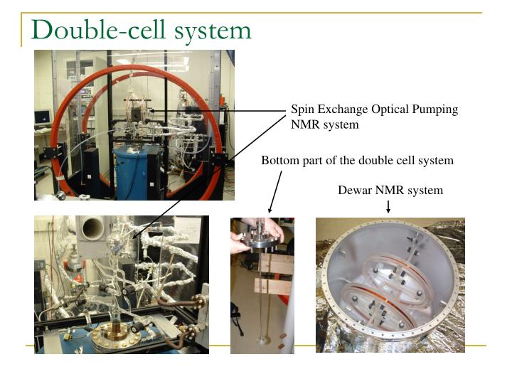 Double cell system