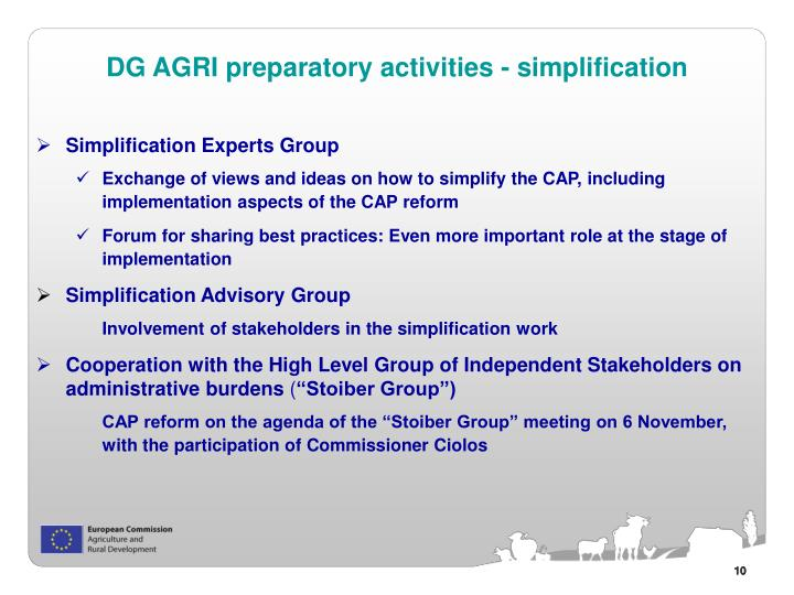 Simplification Experts Group