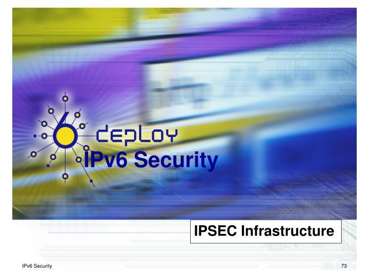 IPSEC Infrastructure