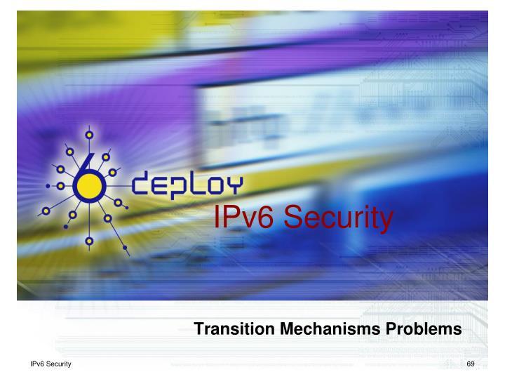 Transition Mechanisms Problems