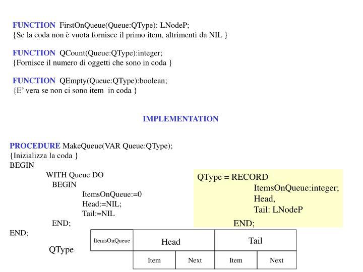 QType = RECORD