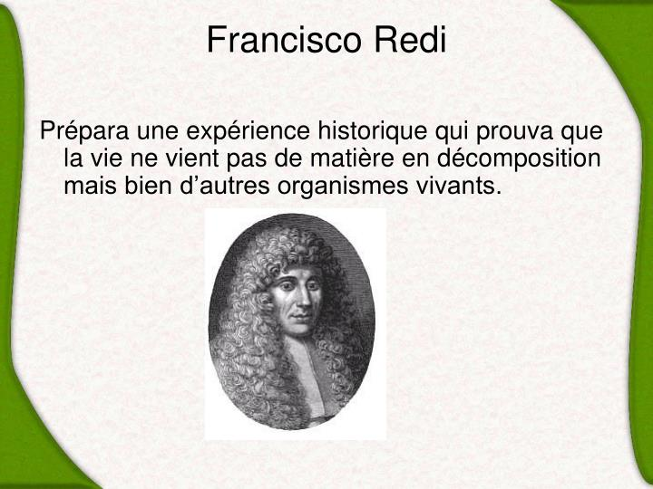 Francisco Redi