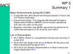 wp 5 summary 1