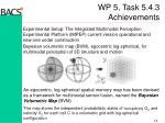 wp 5 task 5 4 3 achievements