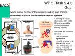 wp 5 task 5 4 3 goal