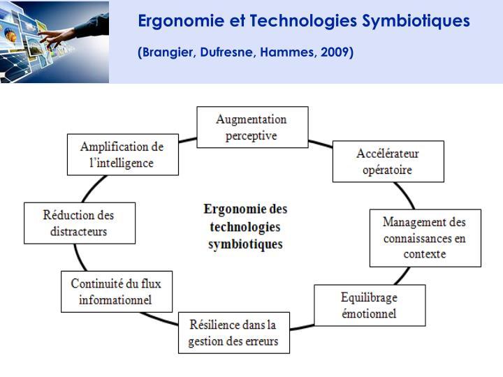 Ergonomie et Technologies Symbiotiques