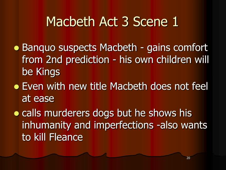 macbeth does not deserve our sympathy essay More essay examples on macbeth rubric macbeth's actions at the start of the play are already depicted as barbaric when the captain describes the battle between macbeth and the rebel macdonwald, he claims that macbeth split macdonwald open from the nave to the chops.
