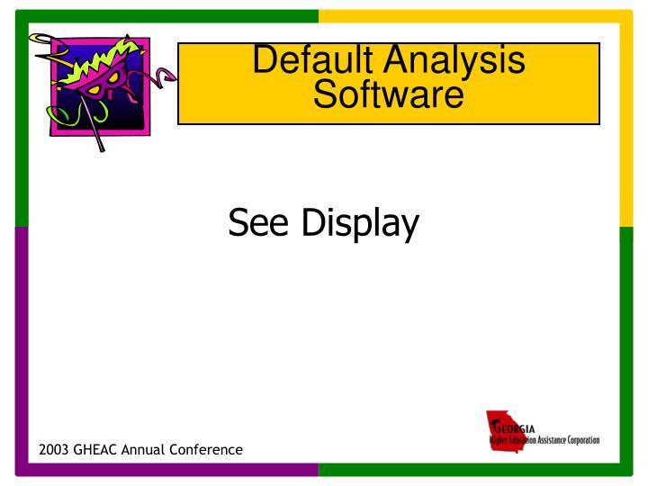 See Display
