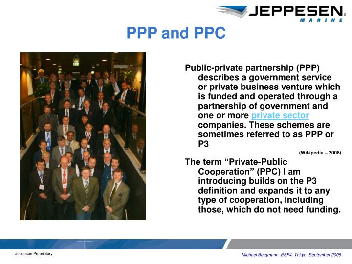 Ppp and ppc