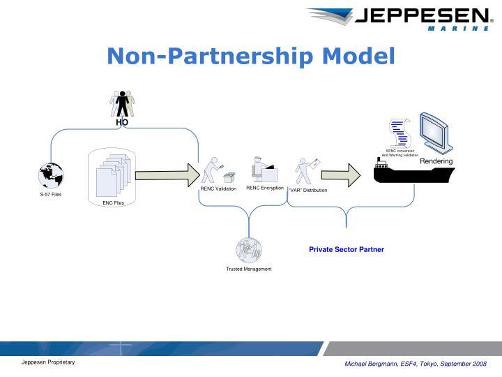 Non-Partnership Model