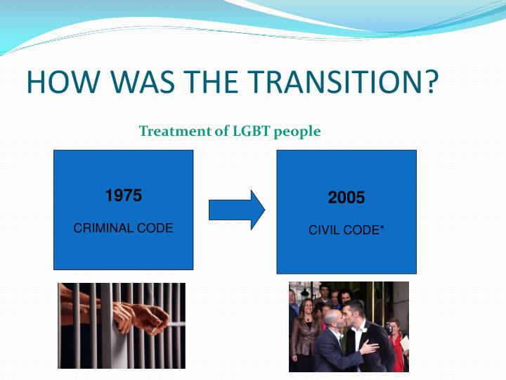 HOW WAS THE TRANSITION?
