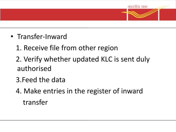 Transfer-Inward