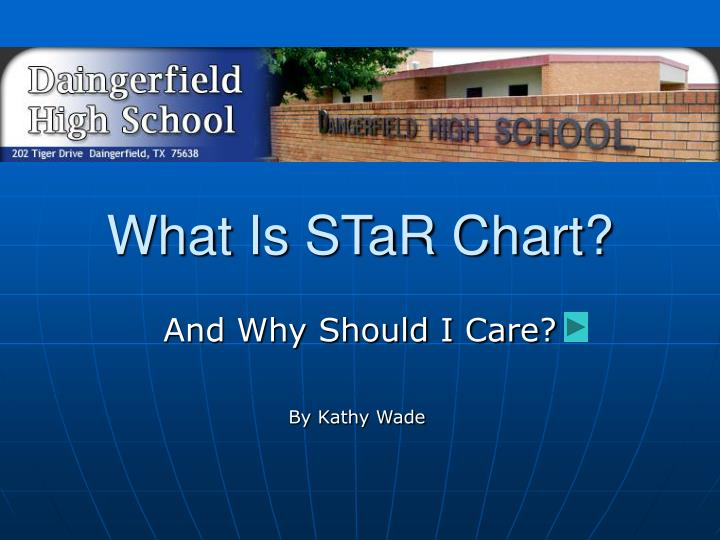 what is star chart n.