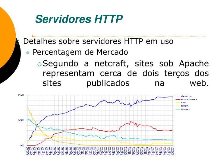 Servidores HTTP