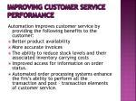 improving customer service performance1