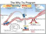the why try program1