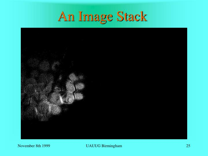 An Image Stack