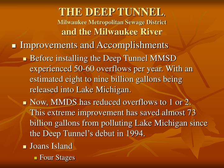 THE DEEP TUNNEL