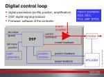 digital control loop