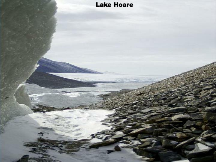 Lake Hoare